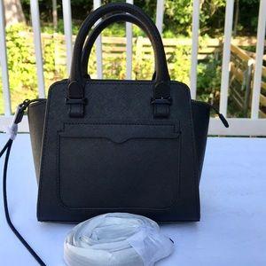 Rebecca minkoff micro Avery tote crossbody bag
